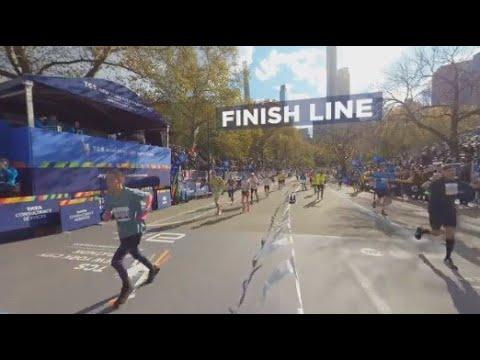 TCS New York City Marathon 360 Virtual Reality Video Experience