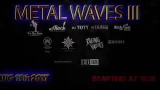 Metal Waves III Promo