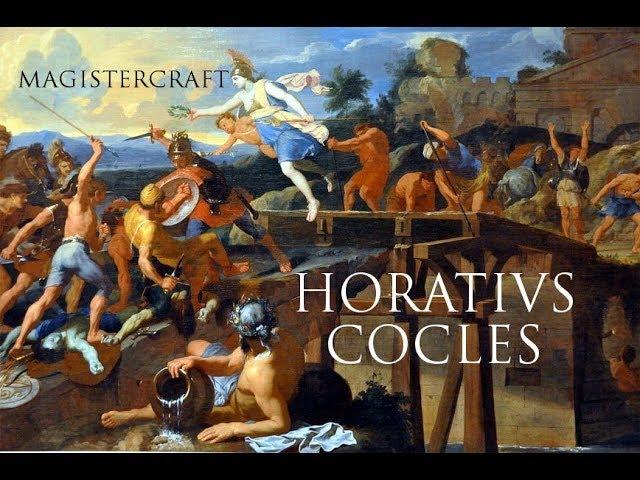 Horatius Cocles  - Latin - Minecraft