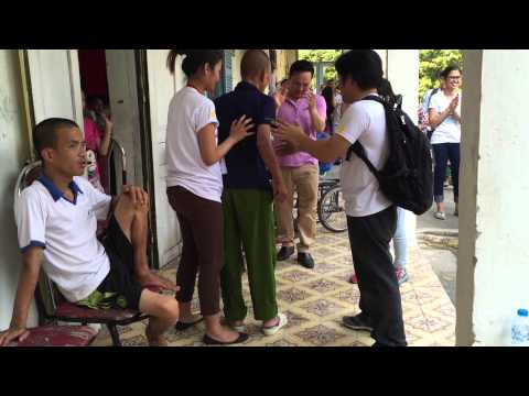 Hanoi Medical Mission (healing miracle)