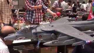 北海道モデラーズ エキシビジョン 2014 戦闘機編1 HOKKAIDO MODELERS EXHIBITION Fighter 1