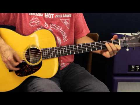 Andrew McMahon In The Wilderness - Cecilia And The Satellite - Guitar Lesson - EASY Song