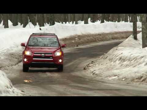 2011 Toyota RAV4 Test Drive