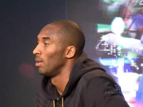Kobe on Ricky Rubio