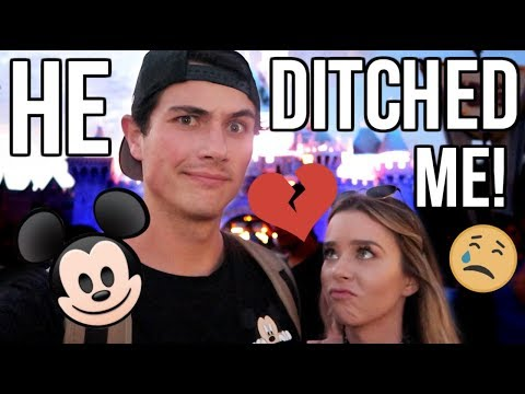 Download Youtube: HE DITCHED ME FOR ANOTHER GIRL!!! (at Disneyland)