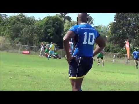 Barbados Jet Blues vs Guadeloupe Barbados World 7s 2017