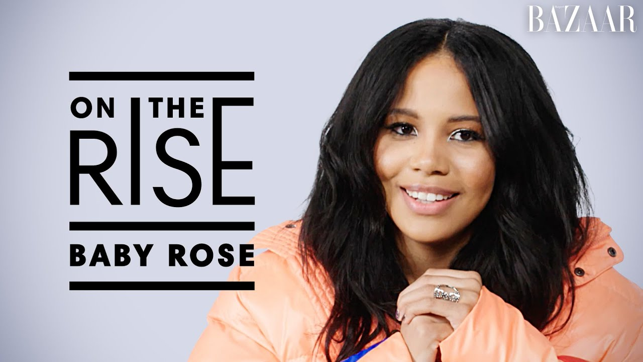 Baby Rose Talks Debut Album and Her One of a Kind Voice | On The Rise | Harper's BAZAAR