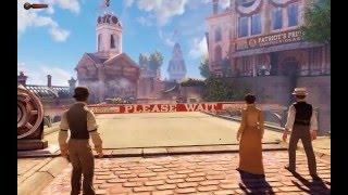 BioShock Infinite PC HQ Ultra setting DX11 2560x1600