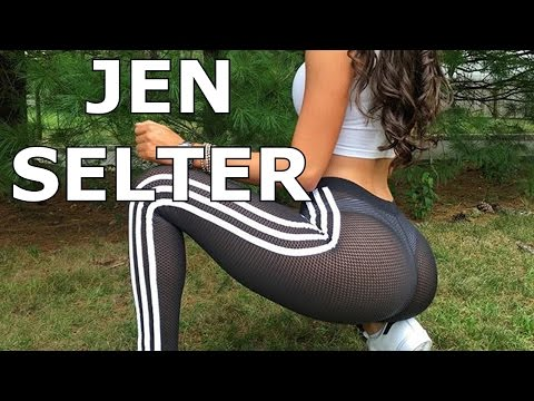 Jen Selter All August September 2016 Videos  [] jen selter workout [] transparent surprise