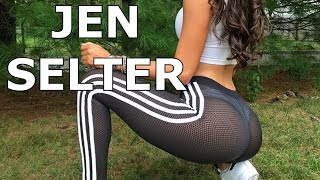 Repeat youtube video Jen Selter All August September 2016 Videos  [] jen selter workout [] transparent surprise
