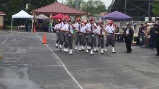 Central catholic volunteer guard 2016 exhibition