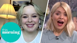Bridgerton's Nicola Coughlan Accidentally Stabbed Co-Star on First Day of Filming   This Morning