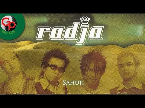 Radja - Sahur (Official Audio)