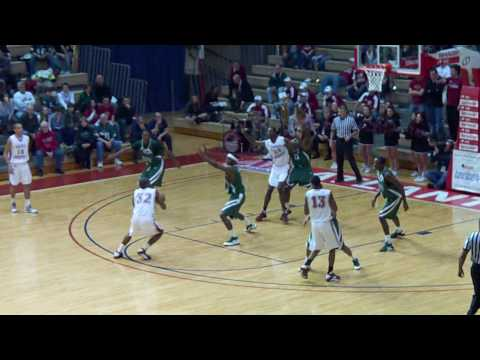 St. Joe's Vs. Charlotte at the Palestra Highlights
