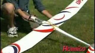 Hobbico Upstar 2m Ep Glider Arf