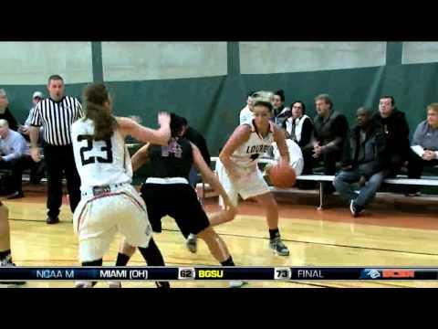 Lourdes vs University of Northwestern Ohio Womens Basketball