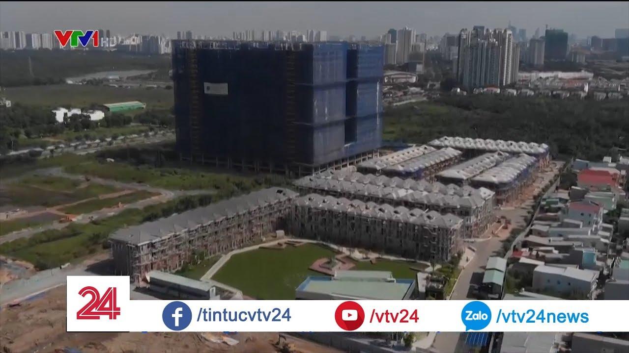 TP.HCM xử lý dự án bất động sản có xen cài đất công   VTV24