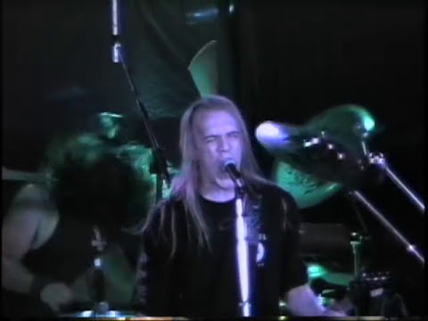Strapping Young Lad live 8.13.1997 kinda pro shot (Pops, St. Louis)