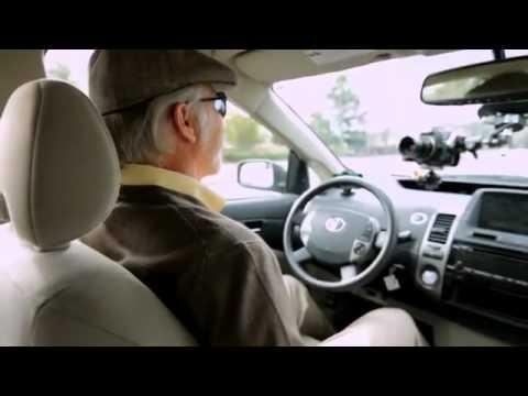google voiture sans conducteur youtube. Black Bedroom Furniture Sets. Home Design Ideas