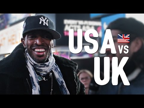 UNITED STATES vs UNITED KINGDOM