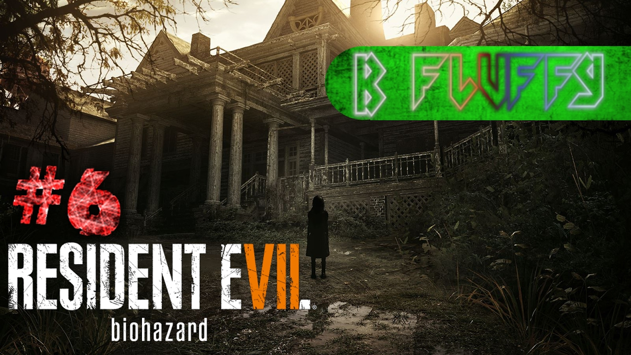 wo muss ich hin resident evil 7 6 youtube. Black Bedroom Furniture Sets. Home Design Ideas