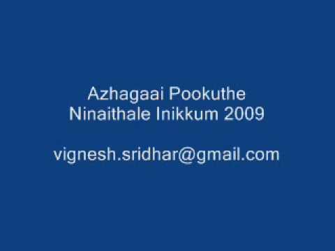 Azhagaai Pookuthe.wmv