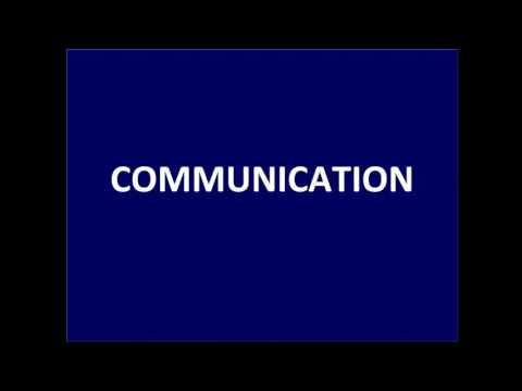 IIC WEBINAR - EMPOWERING COMMUNICATION  & INSPIRING CO-WORKERS