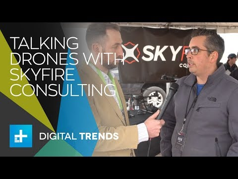 Skyfire Consulting Interview with CEO Ben Kroll at CES 2018