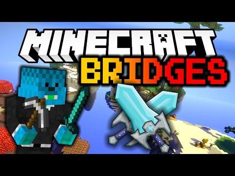 MINECRAFT: THE BRIDGES!!! ( MOSTOVI )