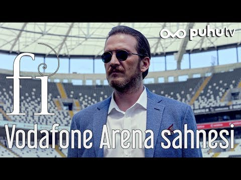 Vodafone Arena Sahnesi