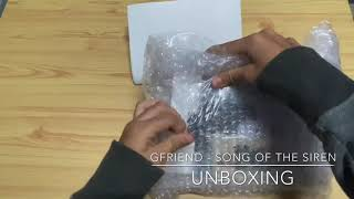 Baixar [UNBOXING] Gfriend - Song of The Sirens Mini Album (Apple Version)