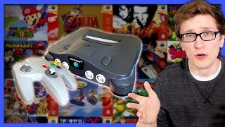 Nintendo 64: Nintendo's Best Mistake - Scott The Woz