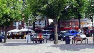 Burg auf Fehmarn plattdeutsch Borg up Fehmarn ist ein zentraler Bestandteil der Stadt Fehmarn Ostsee