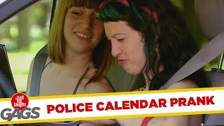 cops sexy calendar for charity throwback thursday