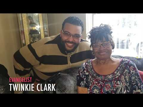 Twinkie Clark (NEW) sings for Elder J.K. Rodgers & Kingdom Minded Ministries -The Clark Sisters