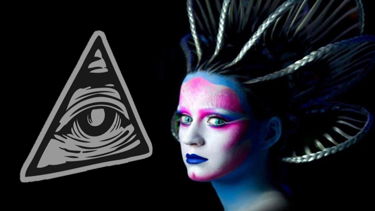 Katy Perry Sirviente del Anticristo 666. Simbología Illuminati  Katy…