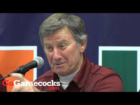 Steve Spurrier after bowl win over Miami