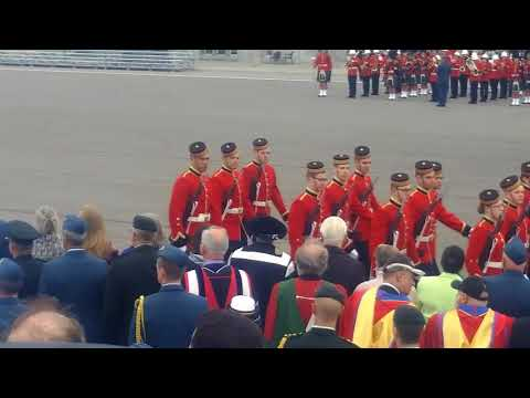 RMC Commissioning Parade 2017