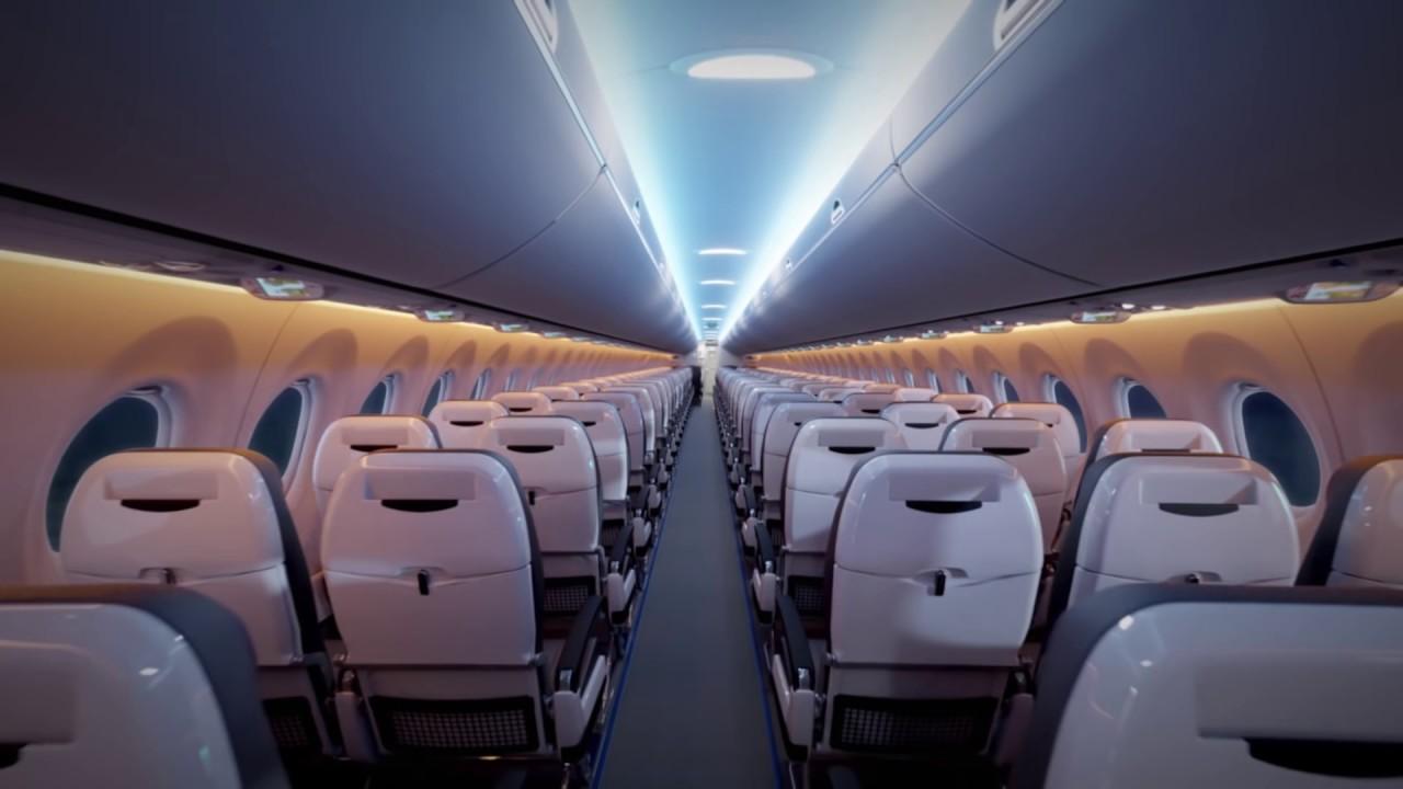 c series cabin design walkthrough youtube