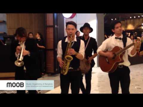Moob (Music Organizing of Bangkok) @ The EmDistrict