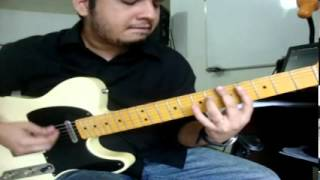 kim freitas - guitar funk (give me the night / george benson)
