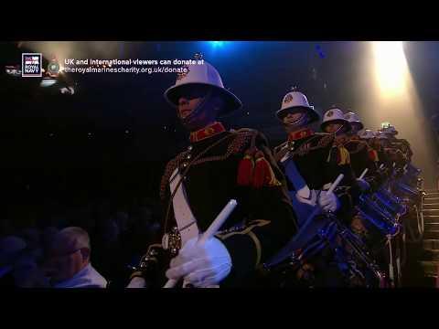 Flight of the Silverbird - Mountbatten Festival of Music Concert 2017 - Arr2 by Ivan Hutchinson