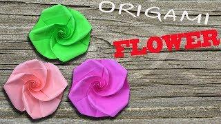 Art for Kids Hub ORIGAMI FLOWER