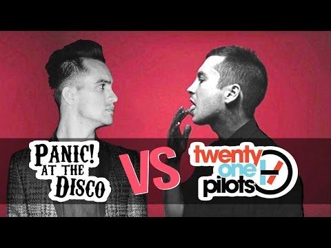 Twenty One Pilots vs Panic! at the Disco - This Car is Gospel Radio (Official Live Music Video)