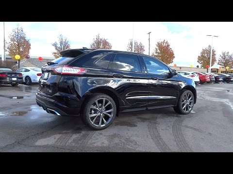 2017 Ford Edge Salt Lake City, Murray, South Jordan, West Valley City, West Jordan, UT 40252