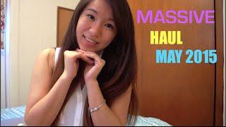 MASSIVE HAUL | CLAUDIA❤