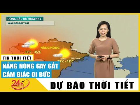 Dự báo thời tiết ngày 22 tháng 06.  Dự báo thời tiết ngày mai và 3 ngày tới Đêm nay hà nội có mưa