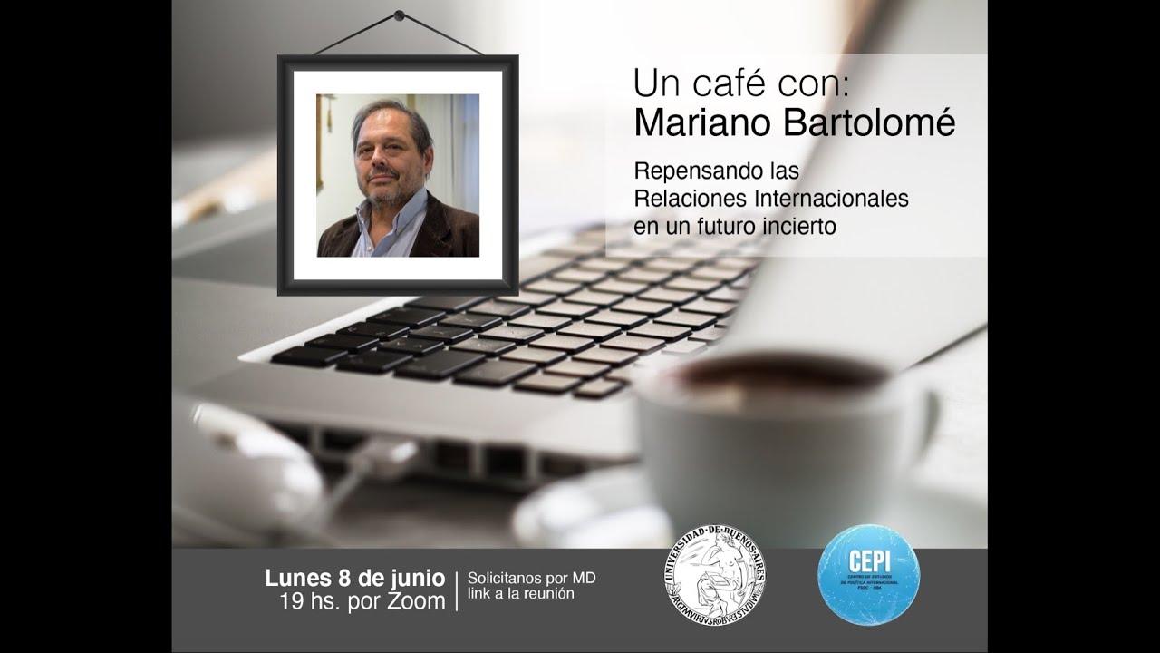 Un café con Mariano Bartolome #39