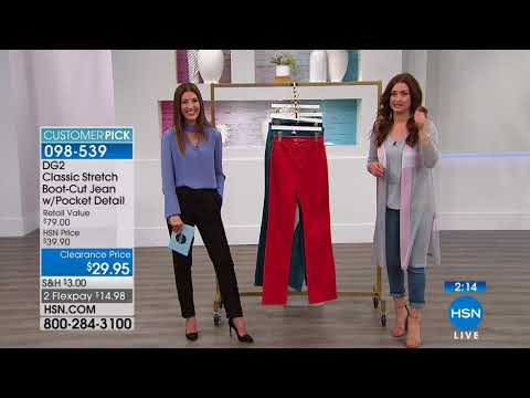 HSN | Fashion and Jewelry Steals & Deals 05.22.2018 - 03 PM