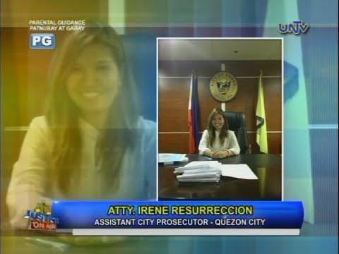 PROFILE: Atty. Irene Resurreccion, Assistant City Prosecutor - Quezon City